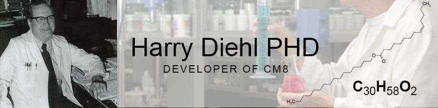 Harry Diehl PHD